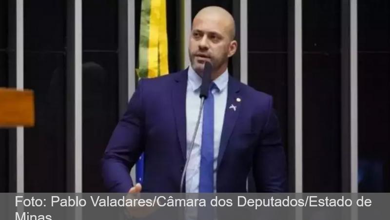 Juiz de audiência de custódia mantém prisão do deputado Daniel Silveira