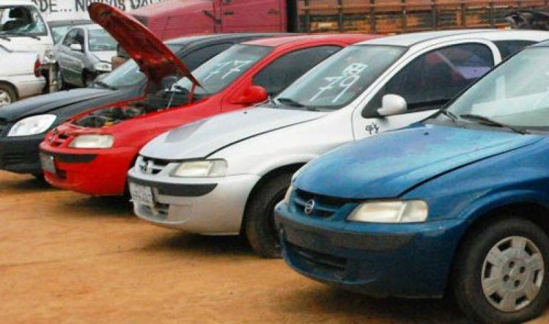 Veículos apreendidos poderão ser usados no combate ao crime em MG