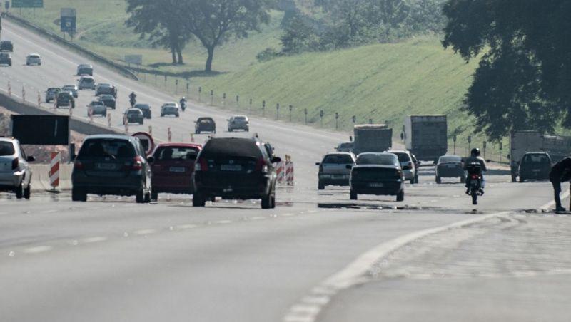 Movimento nas estradas federais aumenta no feriado da Semana Santa