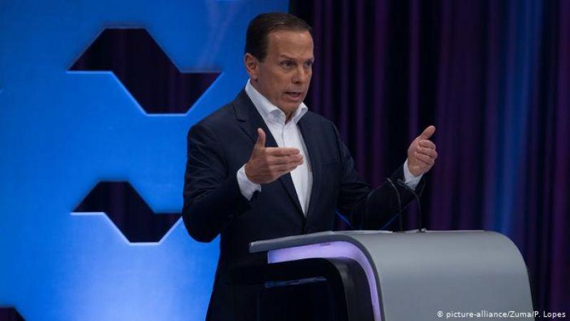 'Não sigam as orientações do presidente', diz Doria