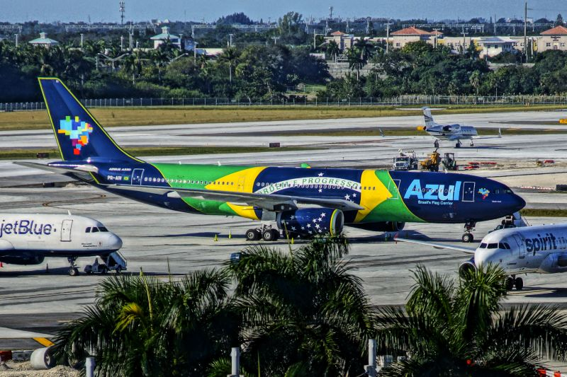 Companhia área reduz voos internacionais após epidemia de coronavírus