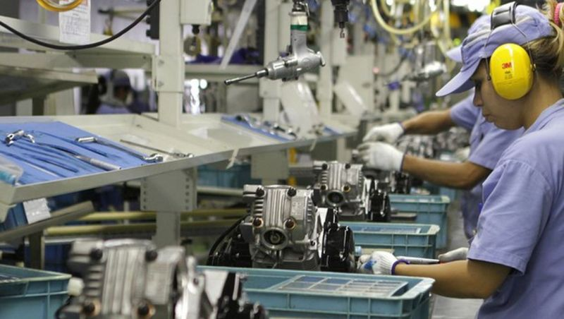 Pesquisa mostra leve recuperação no setor industrial entre 2016 e 2017