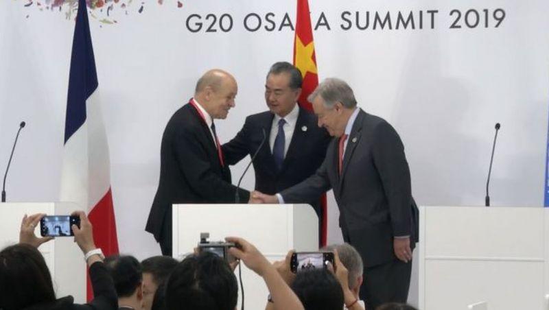 Guterres pede mais ação pelo clima e cita onda de calor na Europa
