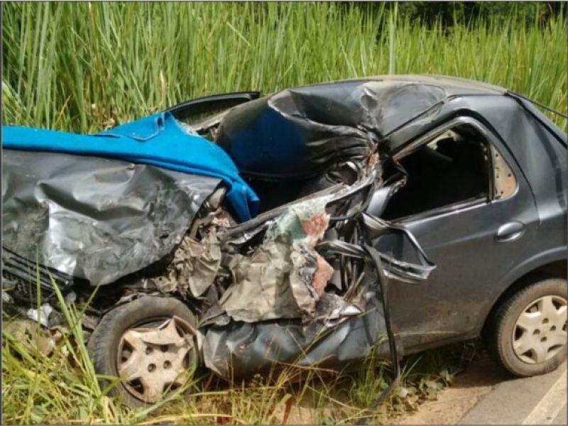 Homem morre em acidente na MG-447 próximo a Guiricema