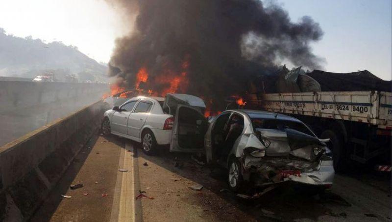 Em dois anos, 560 mil acidentes de trânsito foram indenizados no país