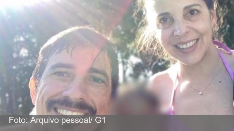 Marido admite ter matado psicóloga no DF, mas alega 'abraço de contenção'