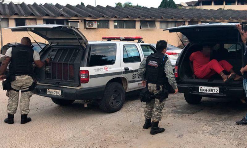 Polícia Civil desmantela quadrilha especializada em roubos de cargas