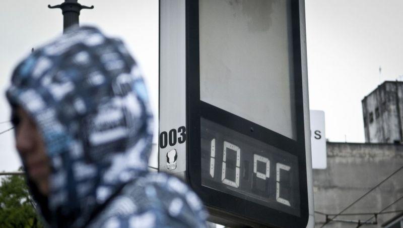 Temperaturas mais baixas abrem caminho para doenças respiratórias