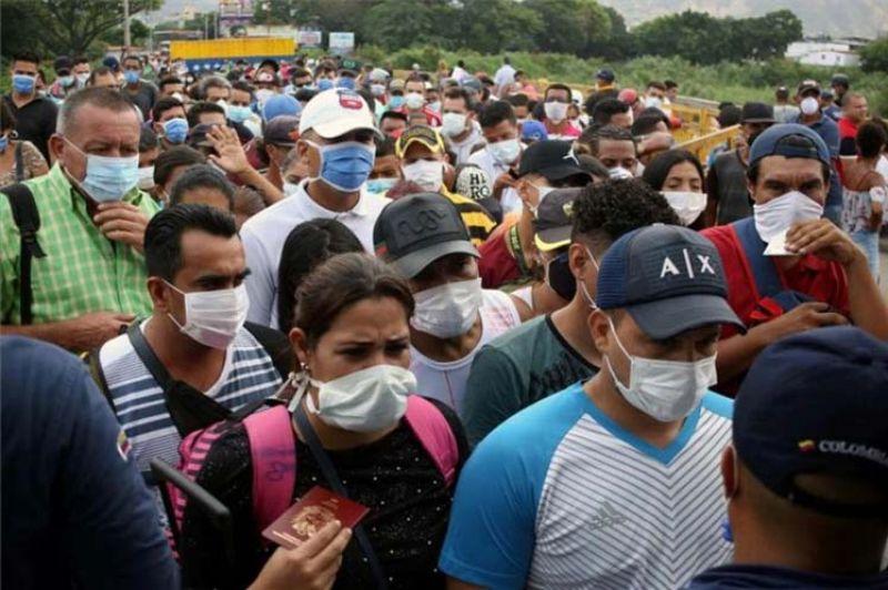 Venezuela registra maior número de casos de covid-19 em 24 horas