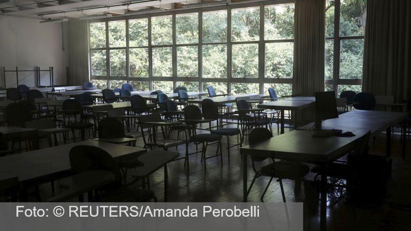 Governo de SP muda previsão de retorno às aulas para 7 de outubro