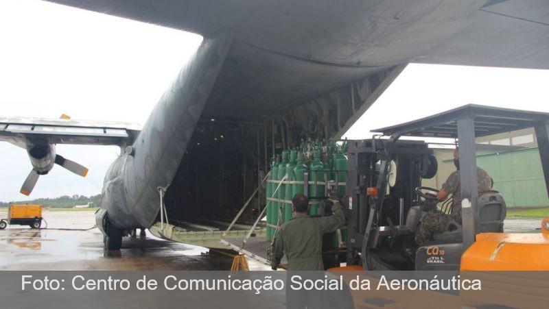 Fabricante de oxigênio diz enfrentar crise sem precedentes no Amazonas