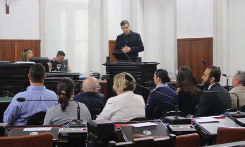 Câmara realiza audiência pública que debate violência nos bairros São Mateus e Alto dos Passos