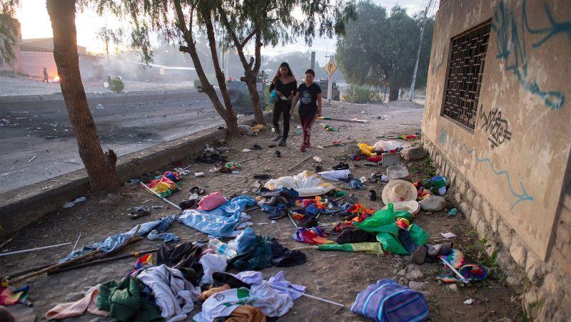 Número de mortos em confronto entre polícia boliviana e apoiadores de Evo sobe para 8
