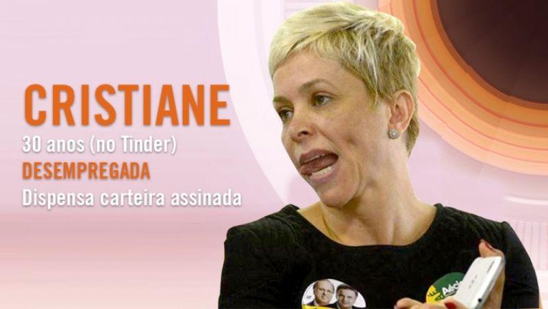 Temer anuncia criação do Big Brother Cristiane Brasil