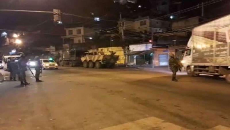 Exército volta a ocupar o Complexo do Alemão, no Rio