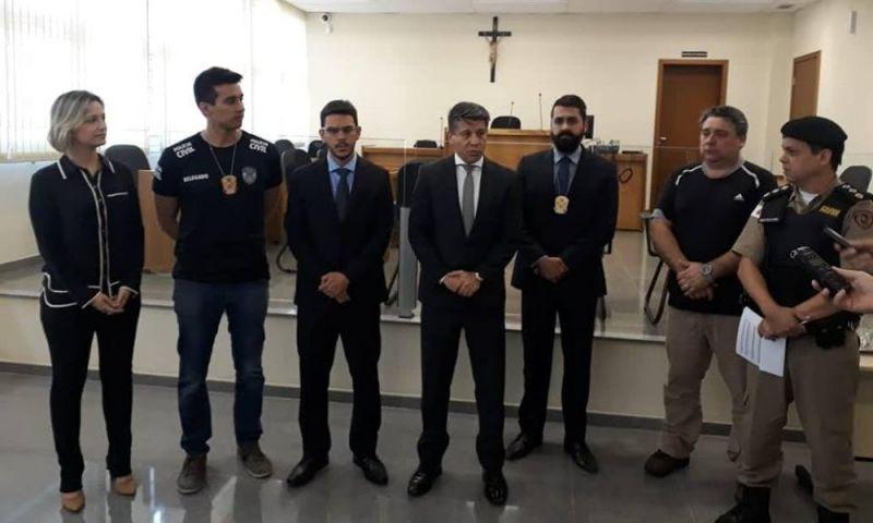 Secretário municipal, empresários e advogados são presos durante operação em Tocantins, MG