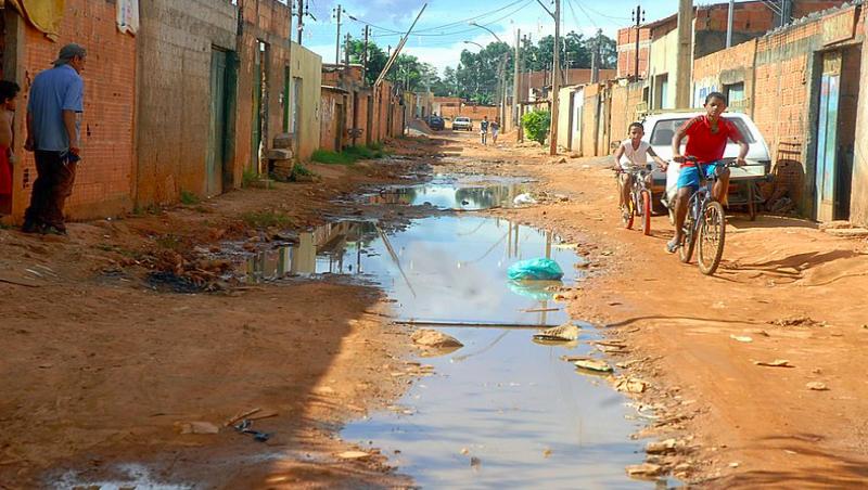 Ministro defende presença do setor privado na questão do saneamento