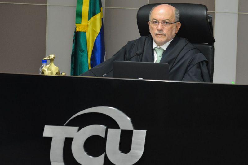 STF retoma esta semana julgamento de ministro do TCU