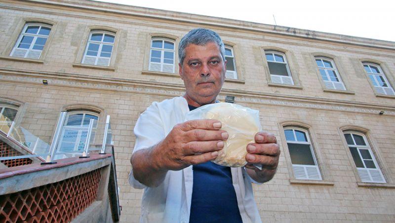 Meu chapa, Osvaldo, do hambúrguer da Academia
