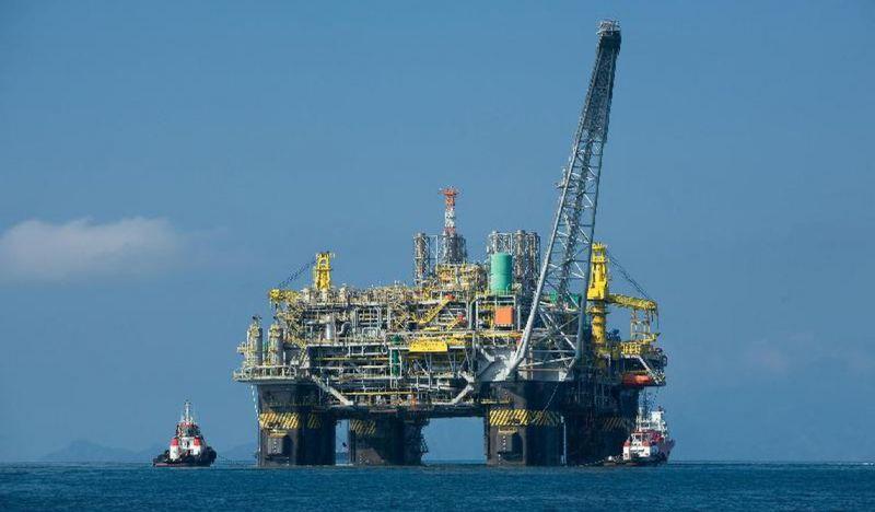 Petrobras inicia perfuração no Bloco Peroba, no pré-sal de Santos