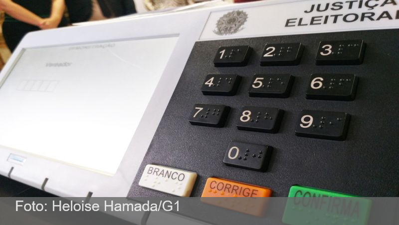 Eleições 2020: urna eletrônica de Juiz de Fora será auditada pelo TRE