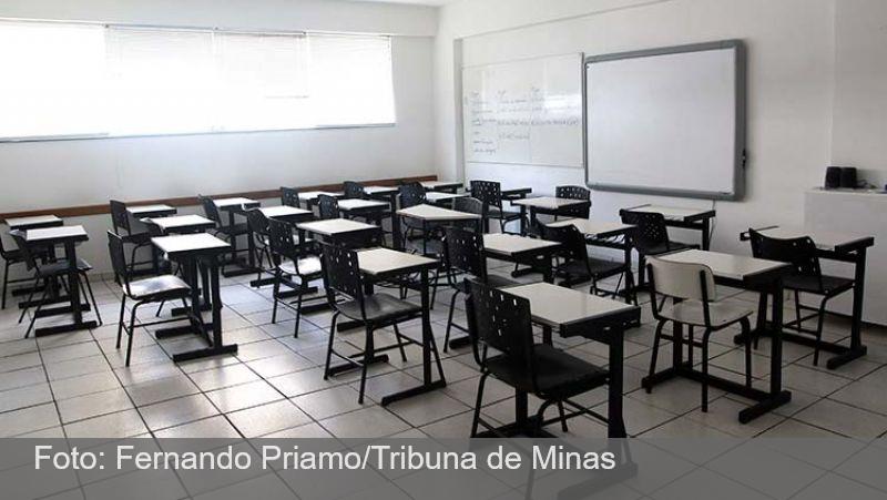 Trabalhadores da rede estadual de educação iniciam greve sanitária na segunda