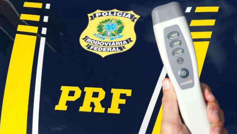 Bafômetro passivo: veja como funciona novo equipamento que já está sendo utilizado em Juiz de Fora