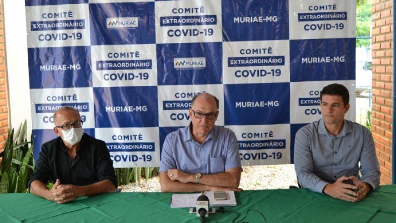 SES-MG confirma primeiro caso de coronavírus em Muriaé