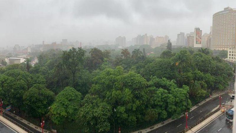 BH registra o maior volume de chuva da história em 24h