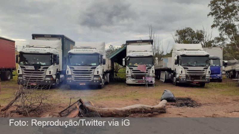 Greve dos caminhoneiros: empresas se preparam para fugir de possível paralisação