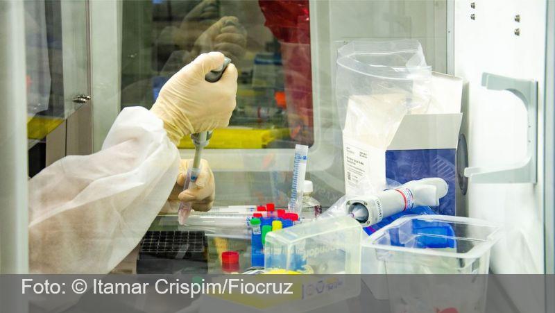 Número de infectados pela covid-19 no Brasil chega a 8,32 milhões