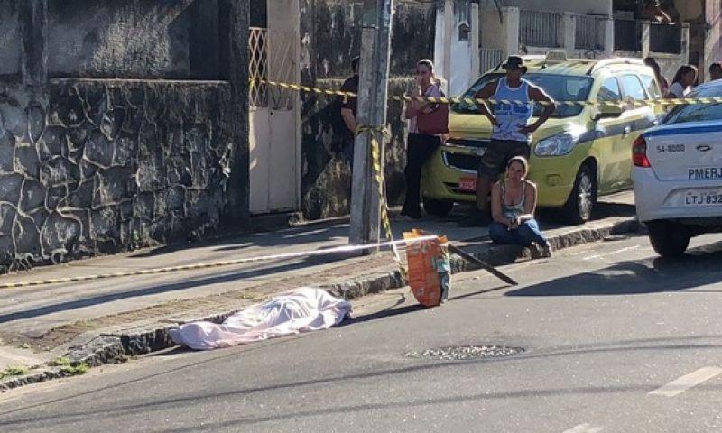 PM é morto em Cascadura; é o 48º assassinado em 2018