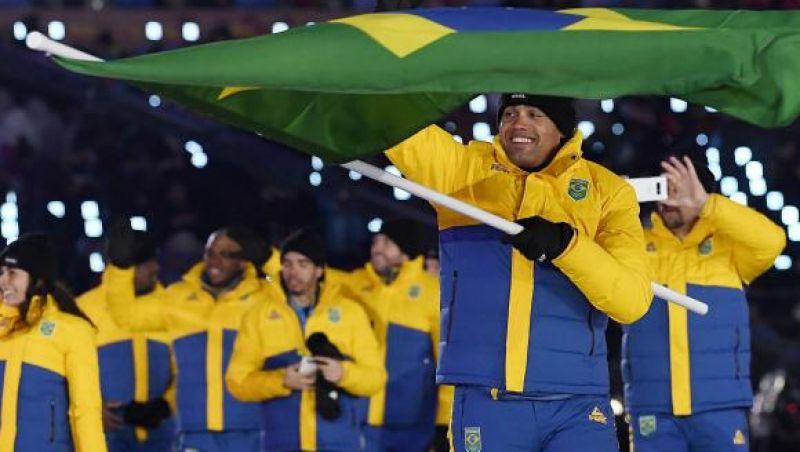 Atletas brasileiros evoluem em PyeongChang, mas ainda sem ganhar medalhas