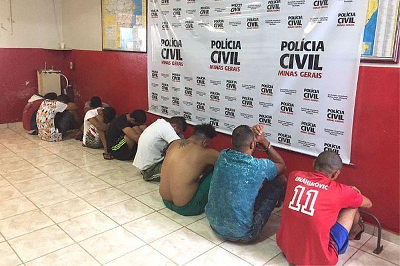 TJMG proíbe apresentação de preso provisório à mídia