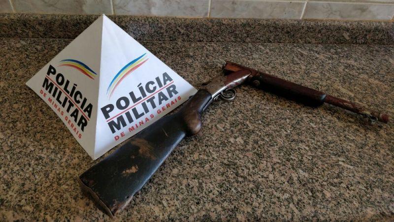 Policial mata estuprador em São João do Paraíso, MG