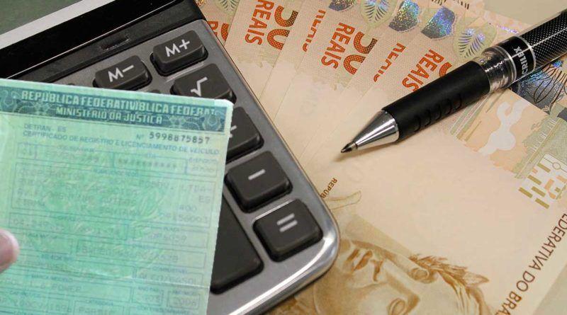 IPVA começa a ser pago no dia 14 de janeiro em Minas Gerais