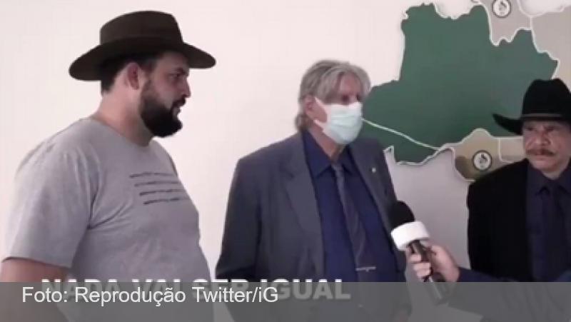 Sérgio Reis se arrepende de vídeo: 'Cancelaram shows e comerciais'