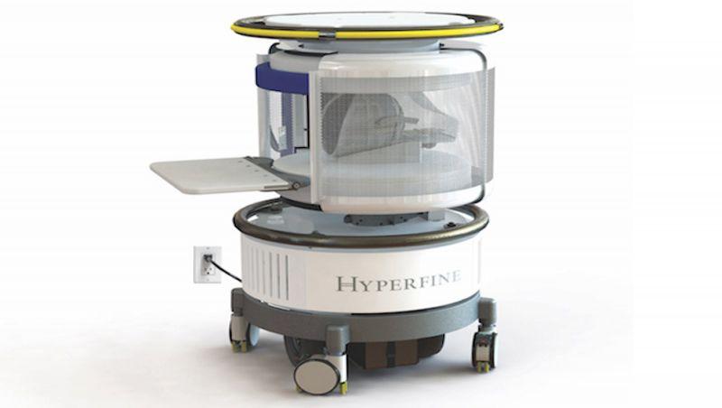 Aprovada 1ª ressonância magnética portátil: 20 vezes mais barata
