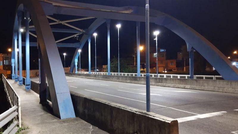 PJF troca mais de duas mil lâmpadas nas vias públicas em fevereiro