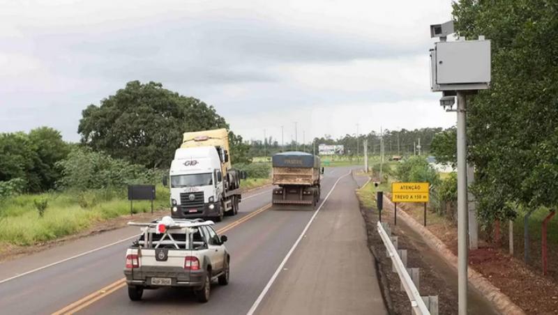 Novos radares entram em operação em rodovias mineiras