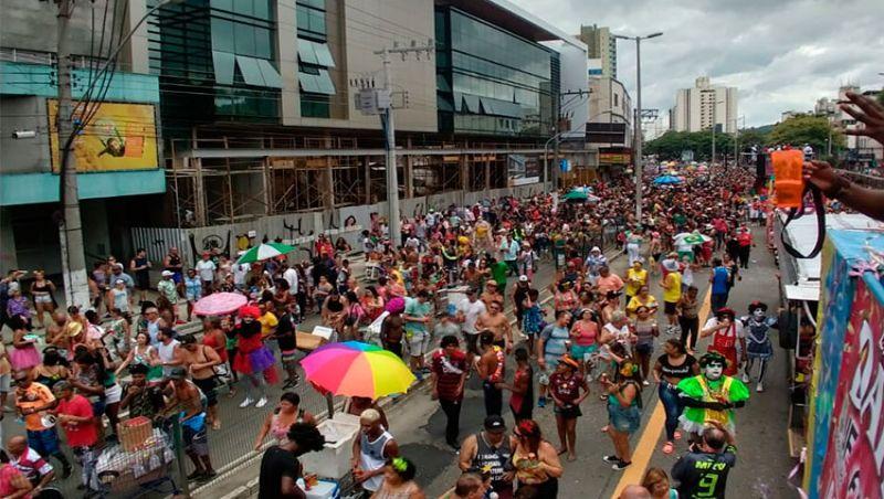Banda Daki chega trazendo alegria para o carnaval de JF