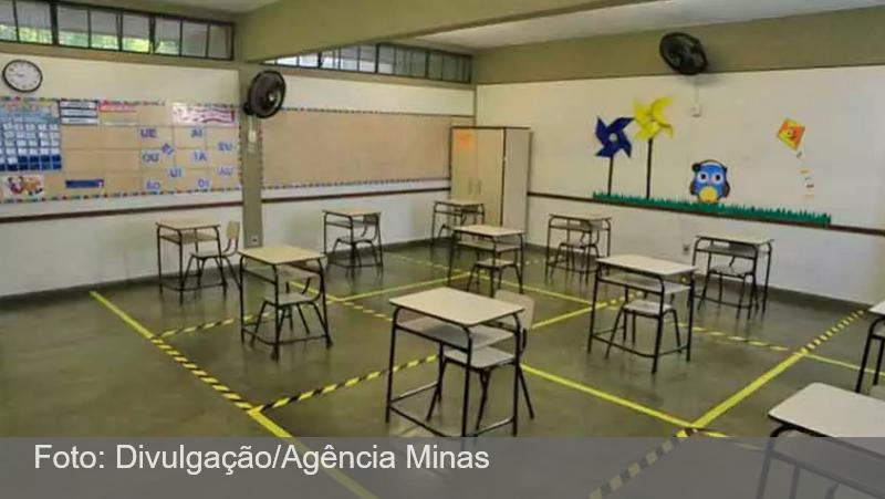 MG: Apenas uma cidade na Zona da Mata retoma as aulas presenciais nas escolas