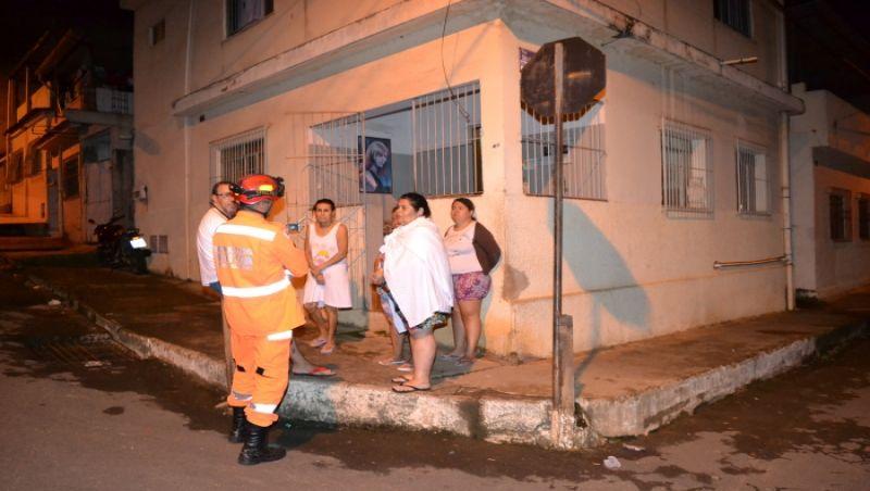Muriaeenses voltam a se assustar na madrugada com novo tremor de terra