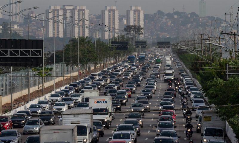 Notificações de acidentes de trânsito ligados ao trabalho crescem mais de seis vezes entre 2007 e 2016