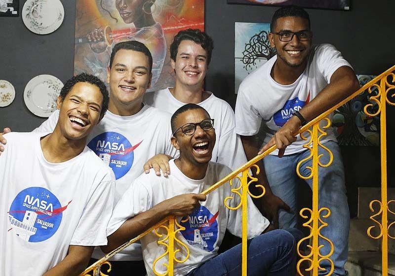 Brasileiros vencem competição da NASA e apresentam projeto nos EUA