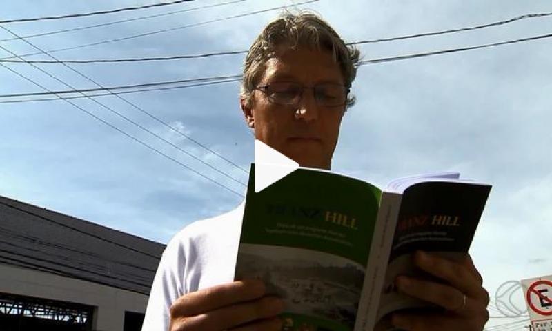 Historiador lança livro sobre imigração alemã para Juiz de Fora