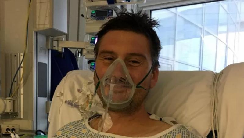 Homem passa por cirurgia no coração após pipoca grudar em seu dente