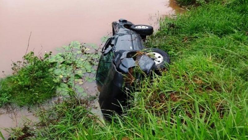 Homem morre em acidente na MG-285 próximo a Piraúba, MG