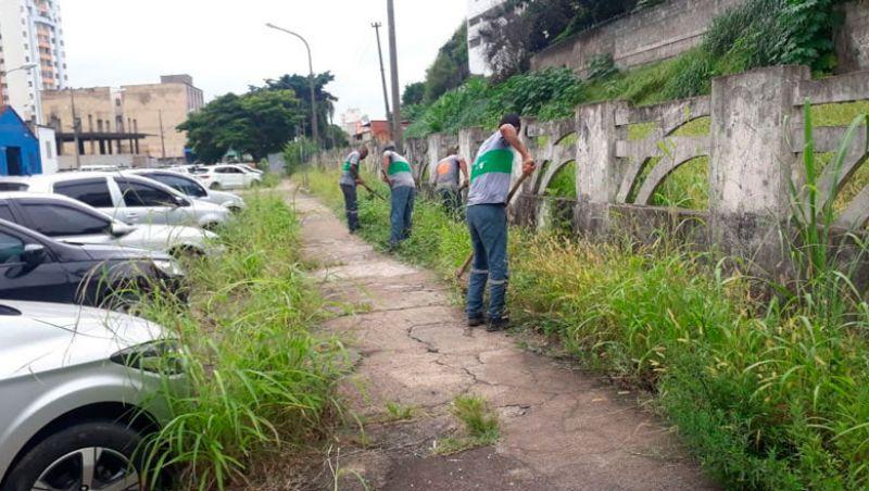 JF: Demlurb está atuando nos bairros Mariano Procópio, Manoel Honório e São Sebastião