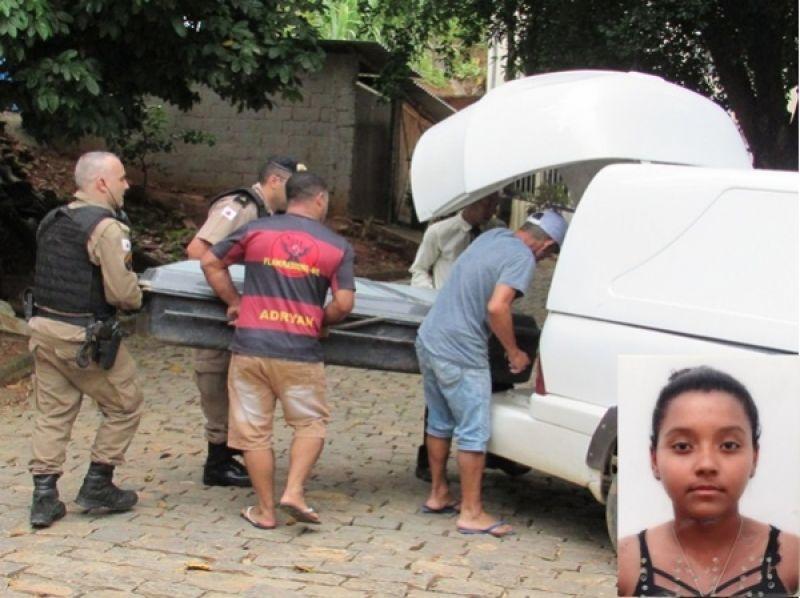 Miradouro: jovem de 18 anos é assassinada na frente da filha